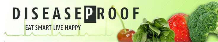 About DiseaseProof.com is the official blog of Dr. Joel Fuhrman, MD and serves as a forum to promote discussion on diet, fitness, health and green living. New posts are published ALMOST everyday! Dr. Fuhrman's high-nutrient, vegetable-based diet style is the key to optimal health, increased longevity and disease prevention. High-nutrient eating, as a therapeutic intervention, is most often MORE effective than drugs and surgery at restoring health from chronic diseases. Just check out our...