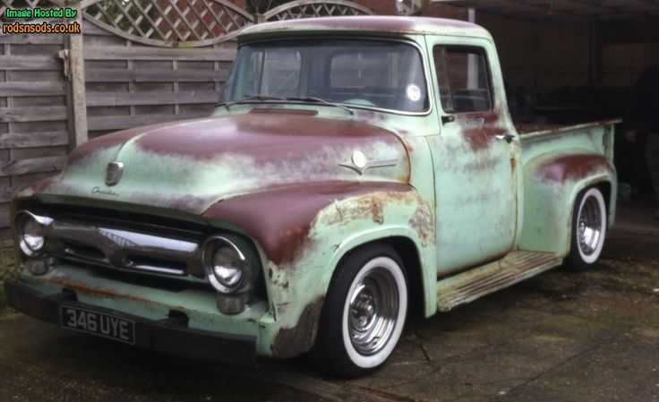 Http Www Rodsnsods Co Uk Forum Vehicles Sale Ford 1956