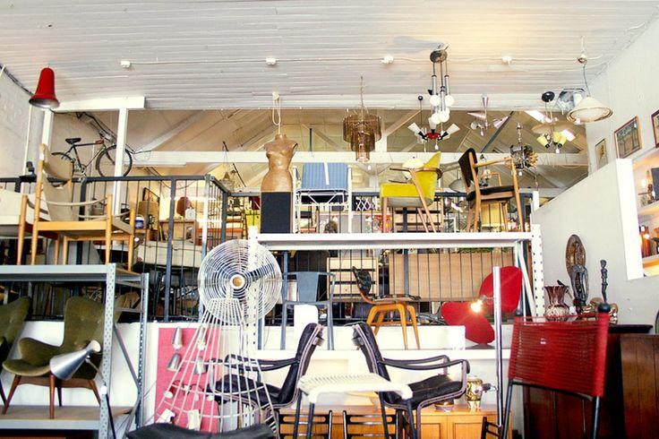 On The Grid Smith Street Bazaar Retro Furniture Vintage Finds Bazaar