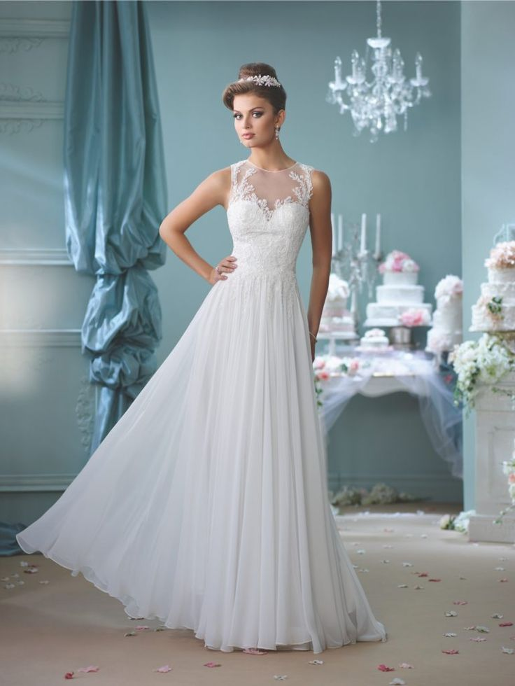 10 best Enchanting Dresses images on Pinterest | Wedding frocks ...
