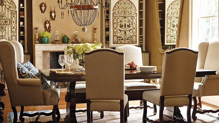 Bar Stools - Accent Furniture - Game Tables - Frontgate