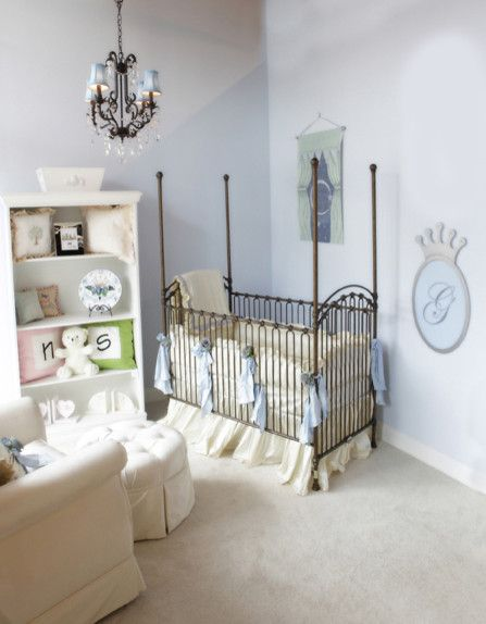 Create a soothing French country nursery | #BabyCenterBlog