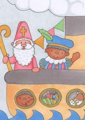 Themalessen rond Sinterklaas journaal, hééél uitgebreide site!!!