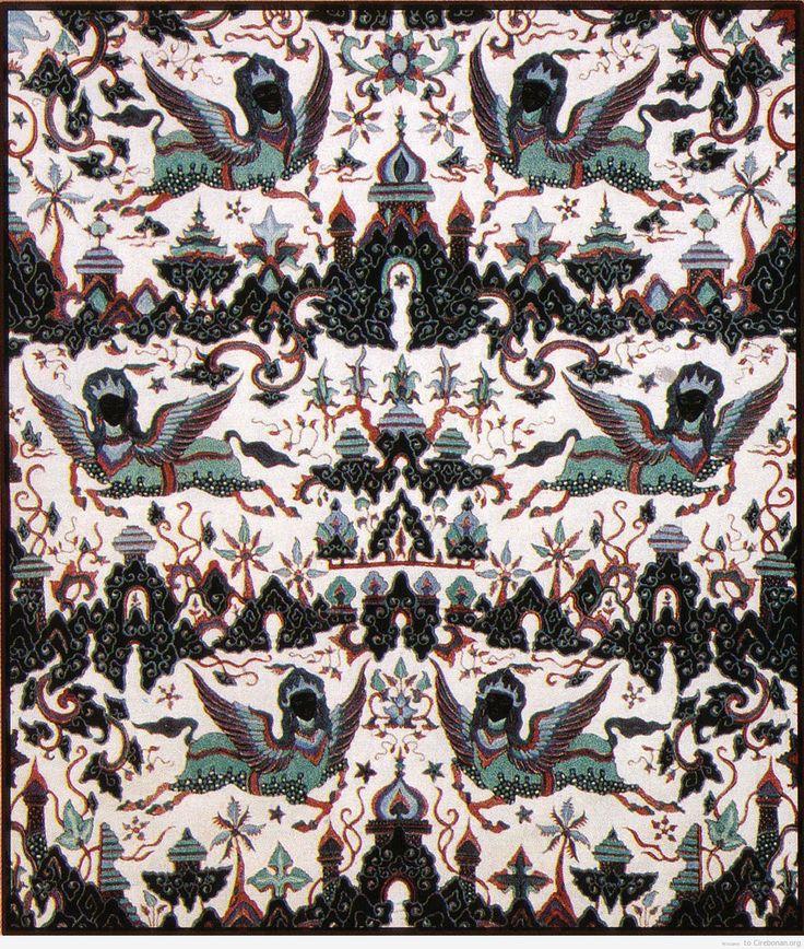 Batik Keraton Cirebon