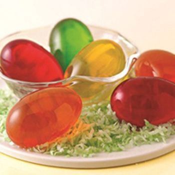 SOOO Cute: Egg Jigglers, Holiday, Jigglers Recipe, Jell O Egg, Food, Jello Jiggler, Easter Eggs, Jello Eggs