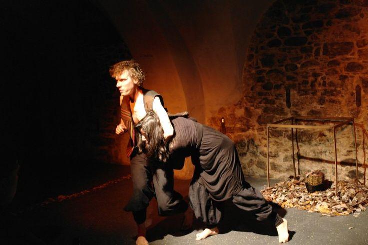 teatro zumbayllu: das mandl