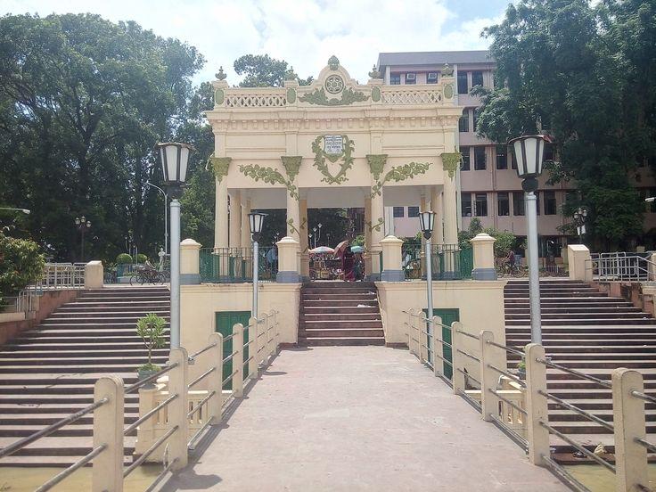 Chandannagar in Chandannagar, West Bengal
