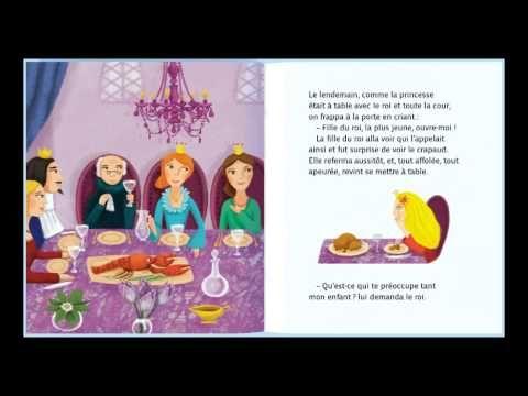 La princesse et le crapaud - Conte pour enfants - Dokéo TV - YouTube