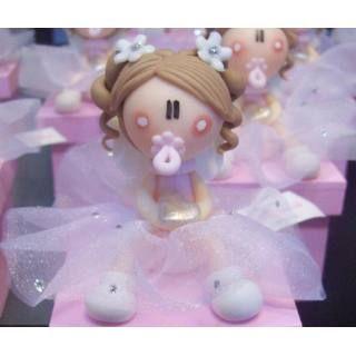 hadas y princesas en porcelana fria - Buscar con Google