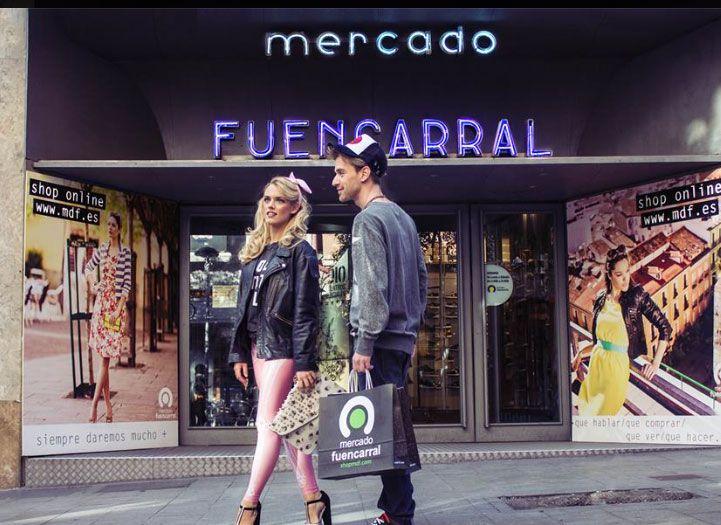 Adiós al mítico Mercado de Fuencarral #MercadoFuencarral #Fashion