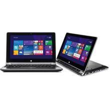 """Notebook Touch Positivo DUO ZK3010 Conversível Preto Com Intel Celeron, 2GB, 500GB, Tela de 10.1"""", Wi-fi, Bluetooth 4.0 e Windows 8.1"""