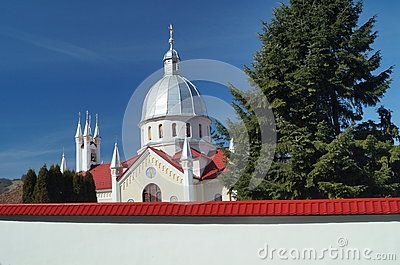 Christian Orthodox church of the Saint Parascheva - 1888, Brasov, Romania Biserica Sfanta Parascheva