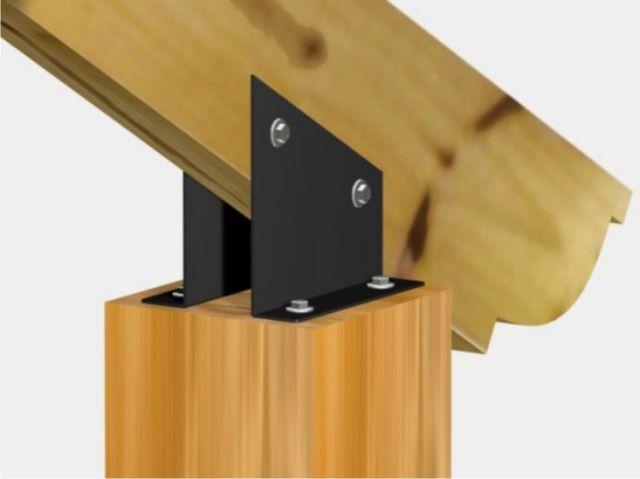 acero & madera ¡arquitectura! : Fijaciones, platinas, tipos y tamaños de tornillos, etc.