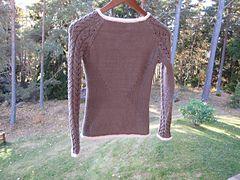 Dora13's Butterfly Sweater