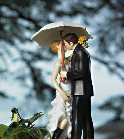 Wedding Topper - WT005