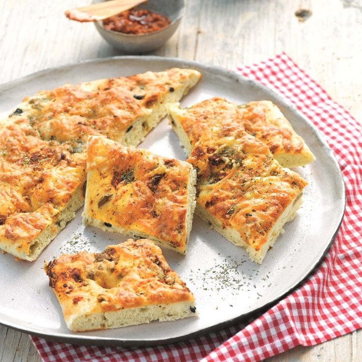 Italiaanse focaccia Recept | Weight Watchers Nederland
