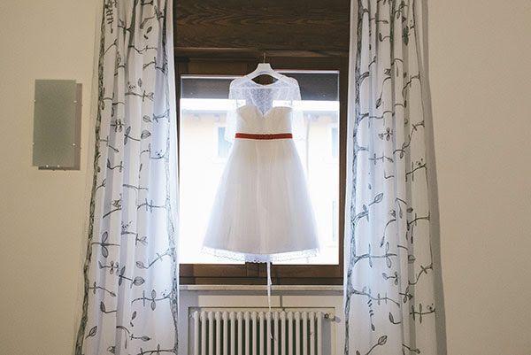 vestito da sposa anni 50 | Agnese Sposa a Roverbella