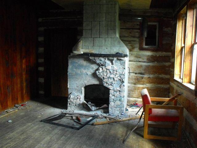 Al Capone's Hide Out - Quadeville, Ontario, Canada.