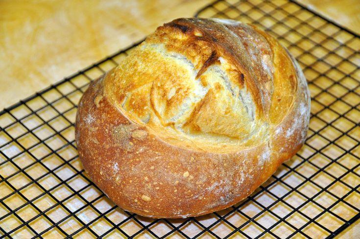 Pane a lievitazione lenta