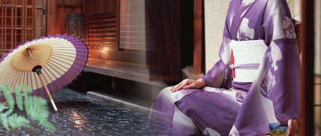 Love this composition...Japanese Kimono - Vintage Kimono Online Shop Yamatoku