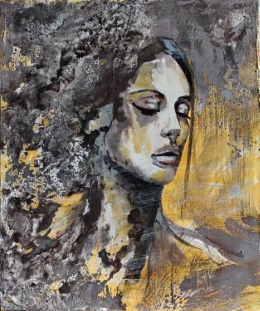 "Saatchi Art Artist Donatella Marraoni; Painting, ""I hope I have been clear"" #art"