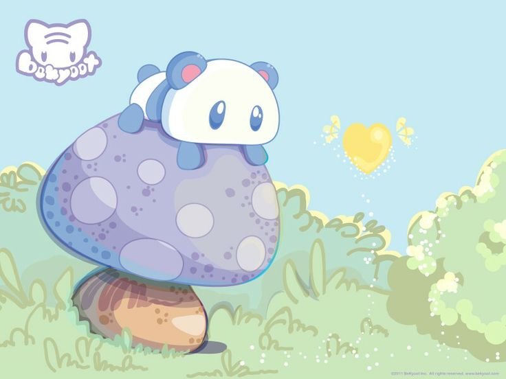 Chibi Panda Wallpaper 42243