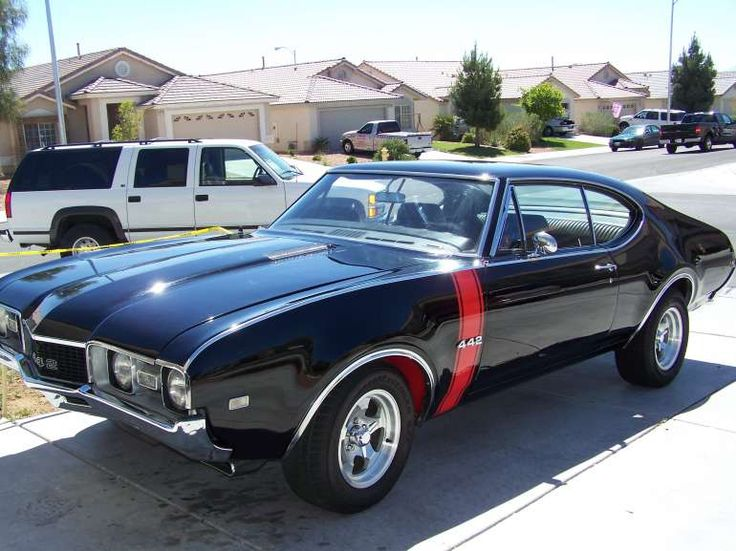 17 Best Images About Muscle Cars, Cars From 50's, 60's