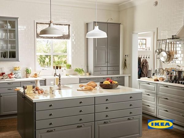 123 Best Ikea Kitchens Images On Pinterest Kitchen Ideas Ikea Kitchen Cabinets And Kitchen