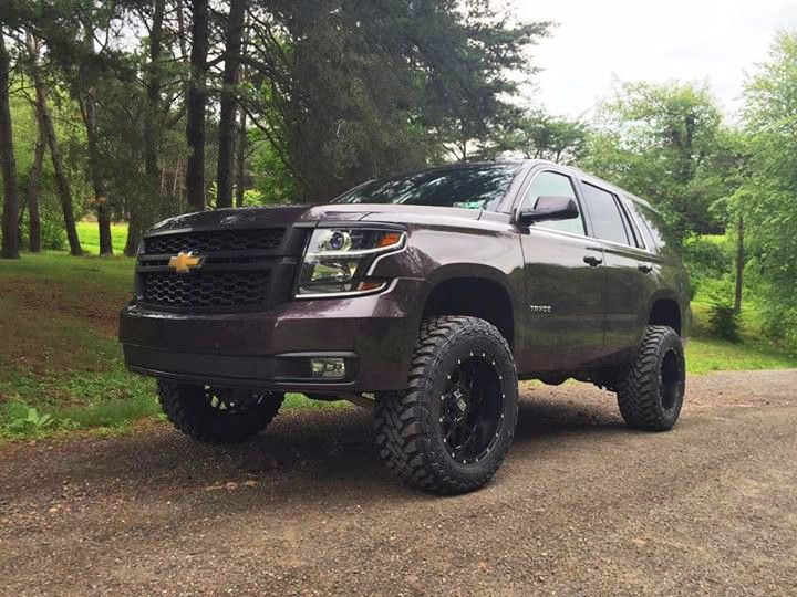 4 inch lift Chevy Tahoe - Google Search