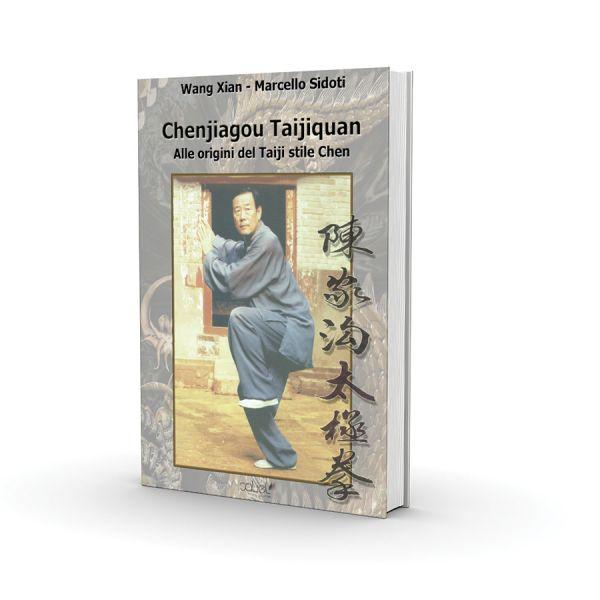 CHENJIAGOU TAIJIQUAN Alle Origini del Taiji stile Chen  http://calieledizioni.it/prodotto/chenjiagou-taijiquan-alle-origini-del-taiji-stile-chen/  Il Taijiquan è oggigiorno conosciuto e praticato da un numero sempre crescente di persone. Quest'arte marziale è stata recentemente dichiarata patrimonio intangibile dell'umanità, e rappresenta indubbiamente un tesoro della millenaria cultura cinese.