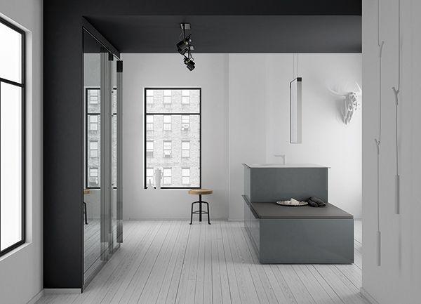 Ka collection by Inbani. #bathroom #design #furniture