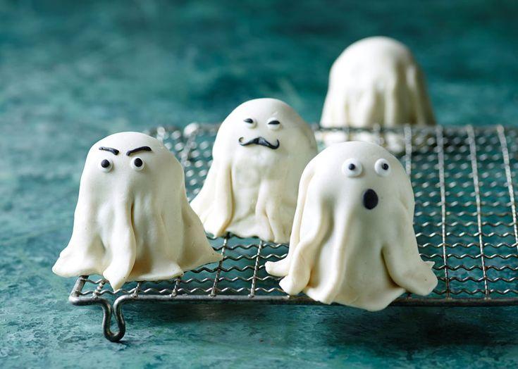 Spiselige spøgelser