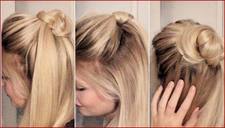 38 Superb Muster Mehr Als Lange Haare Dutt Dass Du Selbst Sollte … | Frisuren Tutorials