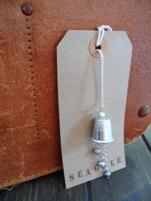 Thimble Necklace