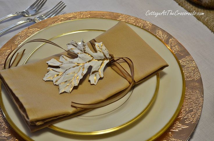 Cotton on our Thanksgiving Table | Hometalk