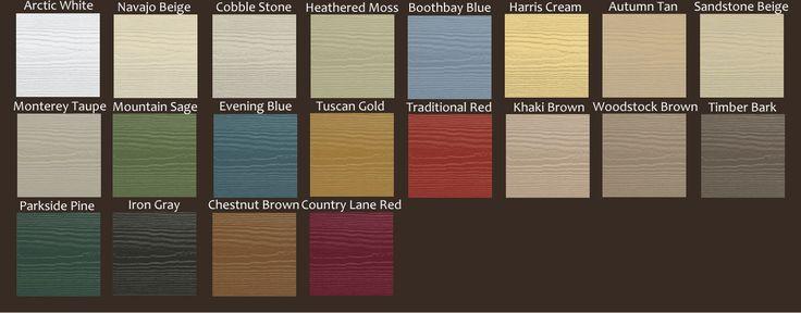 Siding Portland Vancouver - James Hardie Plank Color Plus ..     IRON GREY
