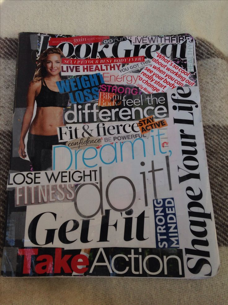 Great weight loss journal for motivation