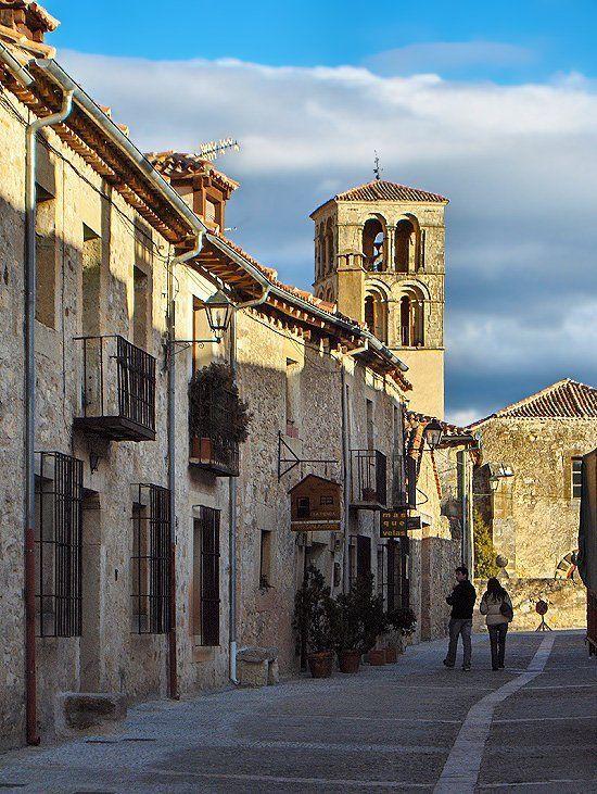 Pedraza, Segovia - Spain / España                                                                                                                                                      Más