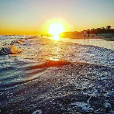 Rise and shine on Hilton Head Island.