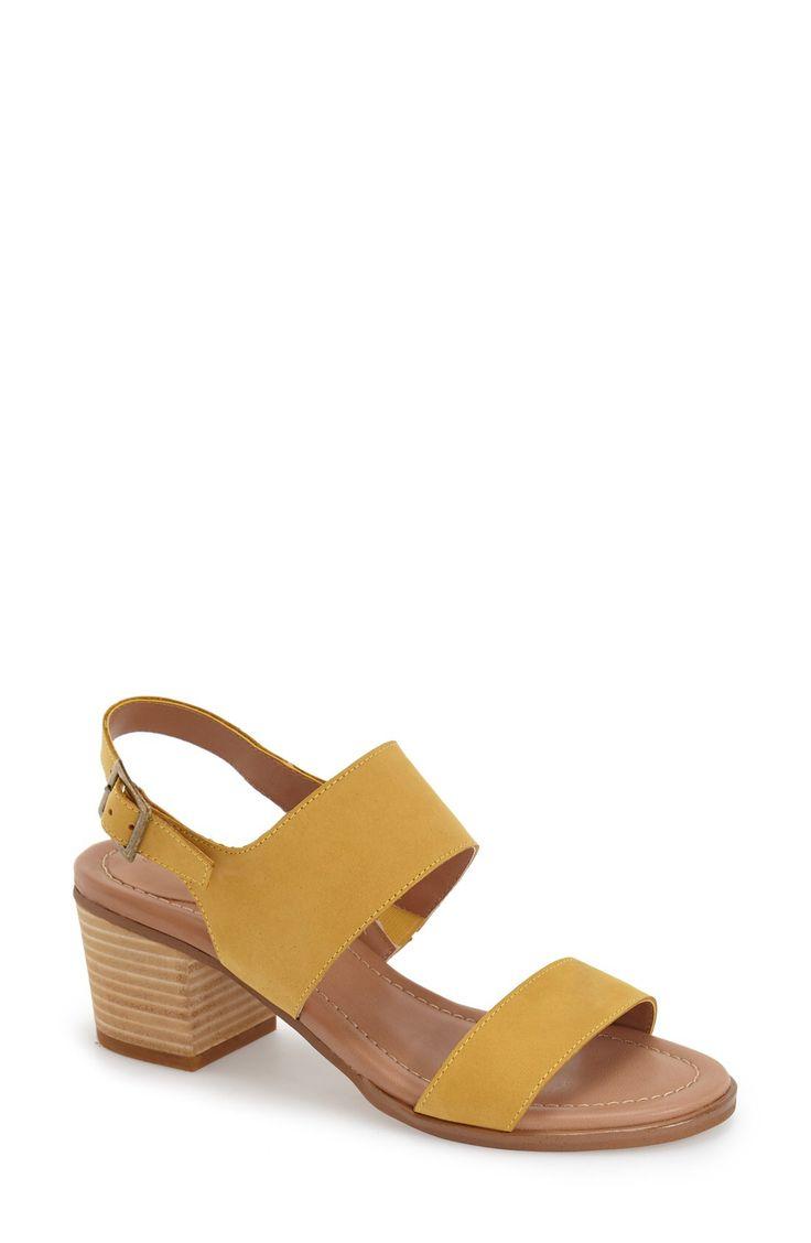 Black sandals littlewoods - Share Carden Block Heel Slingback Sandal Women