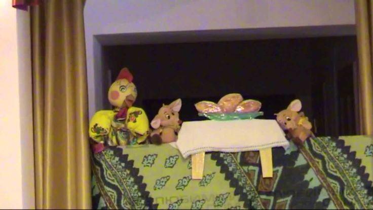 Кукольный спектакль по сказке  КОЛОСОК