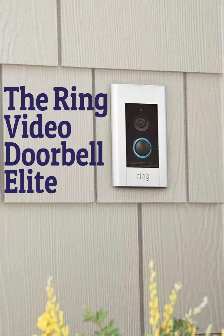 The Ring Video Doorbell Elite Vs The Ring Video Doorbell Pro With Images Doorbell Ring Video Doorbell Computer Skins