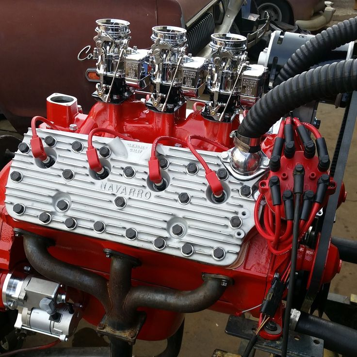 Vintage Cosworth V8 Engines – Autocars
