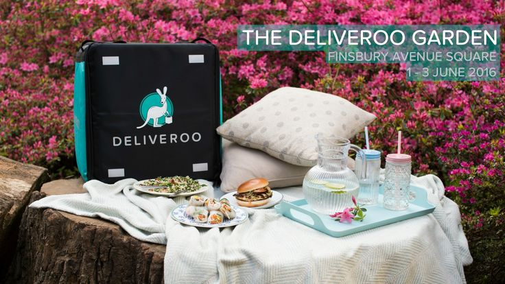 Restaurant delivery service Deliveroo is to create a Secret Garden-style pop-up in June in order to offer Londoners a space to relax outside of the office. Guests will be enticed to order food from nearby restaurants and have it ordered straight to the garden with a waiver of the standard delivery fee, while in the evenings, Deliveroo's partner drinks brands will provide wine, beer and cocktails, as well as non-alcoholic drinks.