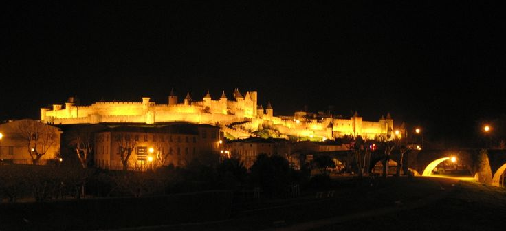 Carcassonne - I want to go here someday