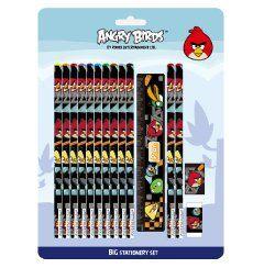 Angry Birds Stationary Set