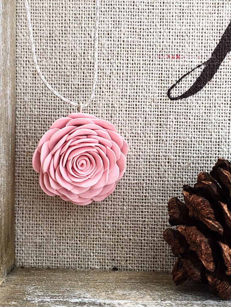 A personal favorite from my Etsy shop https://www.etsy.com/ca/listing/449134902/summer-rose-silver-handmade-flower