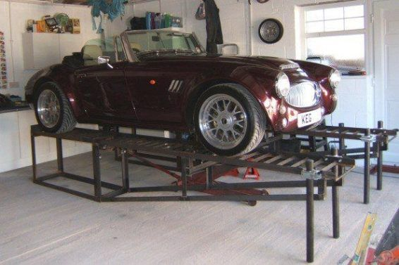 Car ramps google search tools pinterest cars for Auto p garage roussillon