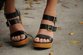 Chunky Heels Sandals Outfit, 2014 Fashion, Fashion Style, Summer Style, Summer Shoes, Cupcakes And Cashmere, Summer Wedges, Perfect Summer, Hot Summer