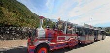 A tour of Vaduz on the Citytrain